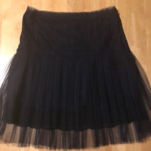Rodarte for Target Layered Skirt Size 5